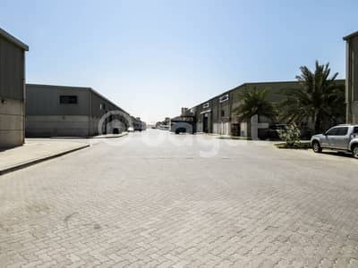 Warehouse for Rent in Mussafah, Abu Dhabi - HIGH QUALITY WAREHOUSES WITH OFFICES , PANTRY AND MEZZANINE FLOOR