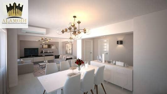 1 Bedroom Apartment for Sale in Al Amerah, Ajman - 17K Down Payment