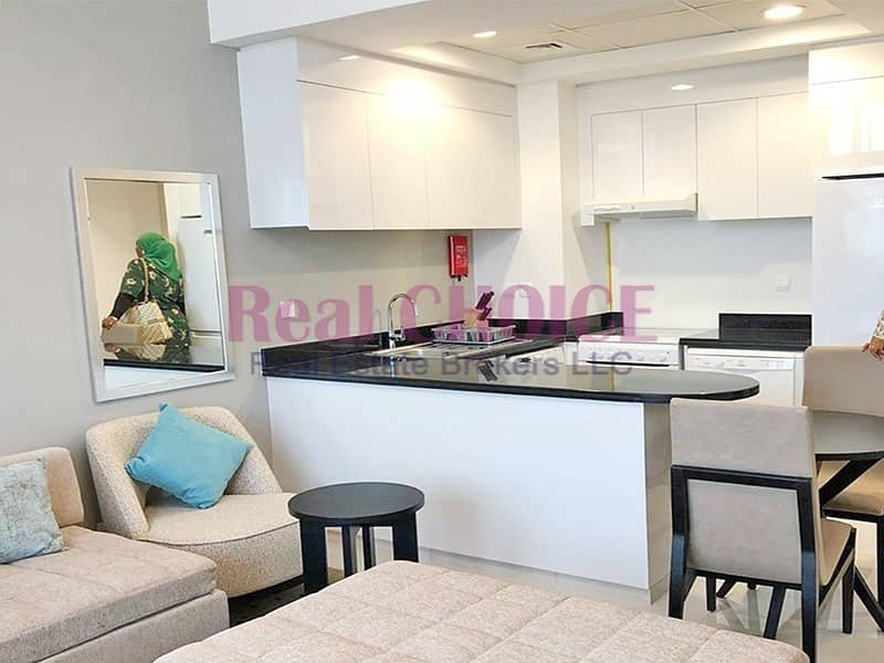 Fully Furnished | High Floor | Vacant Unit