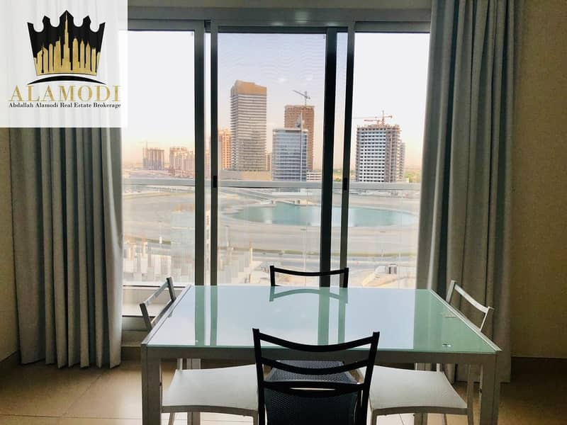 Furnished Bright 1 Bedroom for Sale!