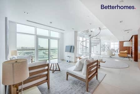بنتهاوس 3 غرف نوم للبيع في شاطئ الراحة، أبوظبي - 3BR Penthouse I Upgraded I Al Bandar