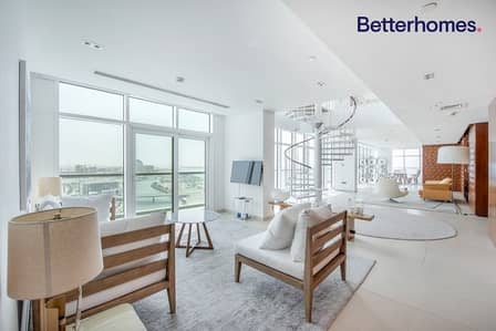 3 Bedroom Penthouse for Sale in Al Raha Beach, Abu Dhabi - 3BR Penthouse I Upgraded I Al Bandar