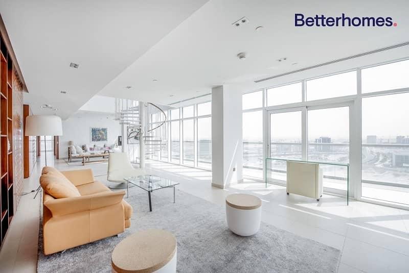 2 3BR Penthouse I Upgraded I Al Bandar