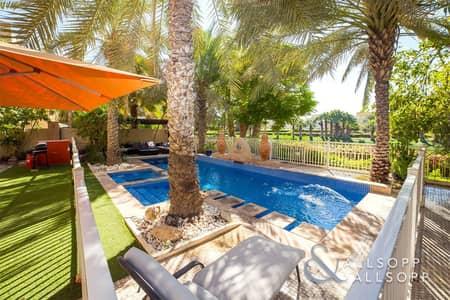 4 Bedroom Villa for Sale in The Meadows, Dubai - Exclusive | 5 Beds | Hattan E2 | Lake View