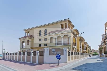 فلیٹ 1 غرفة نوم للبيع في قرية جميرا الدائرية، دبي - Large 1 BR | Private Garden |Facing Pool | Rented