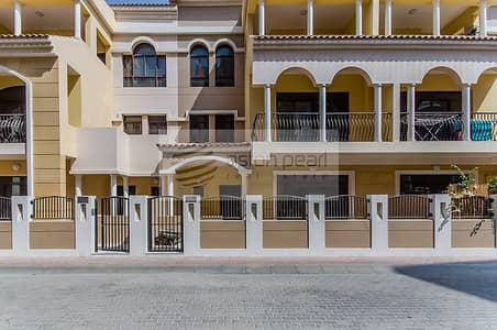 1 Bedroom Flat for Sale in Jumeirah Village Circle (JVC), Dubai - Large 1 BR | Private Garden |Facing Pool | Rented