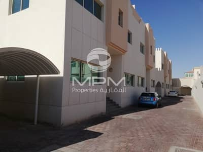 4 Bedroom Villa for Rent in Shakhbout City (Khalifa City B), Abu Dhabi - 4 Bedroom Compound Villa with Maid's Room