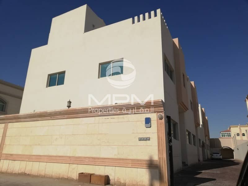 2 4 Bedroom Compound Villa with Maid's Room