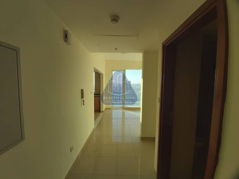 2 Well Maintained | Spacious 1BHK | Balcony | Ice Hockey Tower