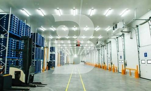 مستودع  للايجار في مجمع دبي الصناعي، دبي - COLD Storage For Rent - Height 9m