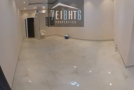 فیلا 2 غرفة نوم للايجار في البرشاء، دبي - Outstanding quality: 2 b/r semi-indep mulhaq + large garden for rent in Barsha South 2