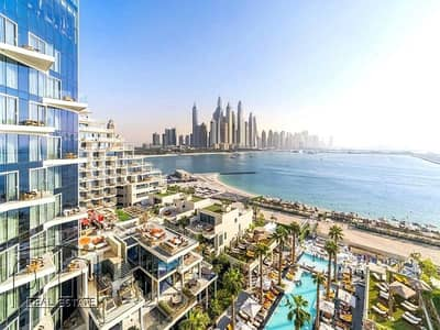 1 Bedroom Hotel Apartment for Sale in Palm Jumeirah, Dubai - Pool Unit   Guaranteed Returns   Reduced Price