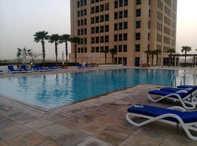 فلیٹ 2 غرفة نوم للايجار في الخليج التجاري، دبي - Amazing Water View   High Floor   Spacious