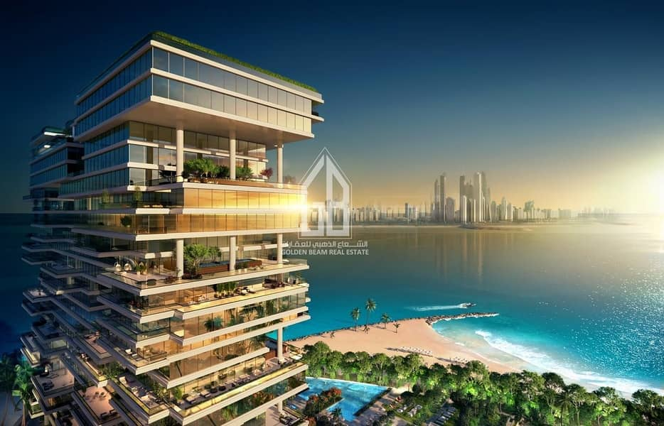 GORGEOUS PENTHOUSE ON PALM ISLAND!!! NO COMMISSION!