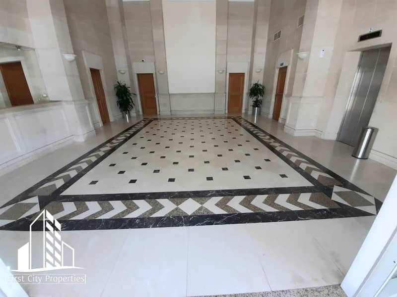 10 Well Furnished Offices with an Overlooking of Khalidiyah Road