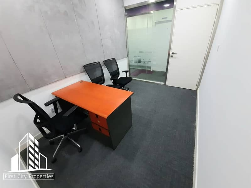 2 Fitted Office Spaces || No Commission