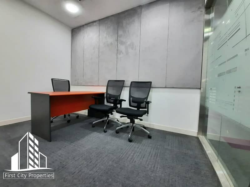 Fitted Office Spaces || No Commission