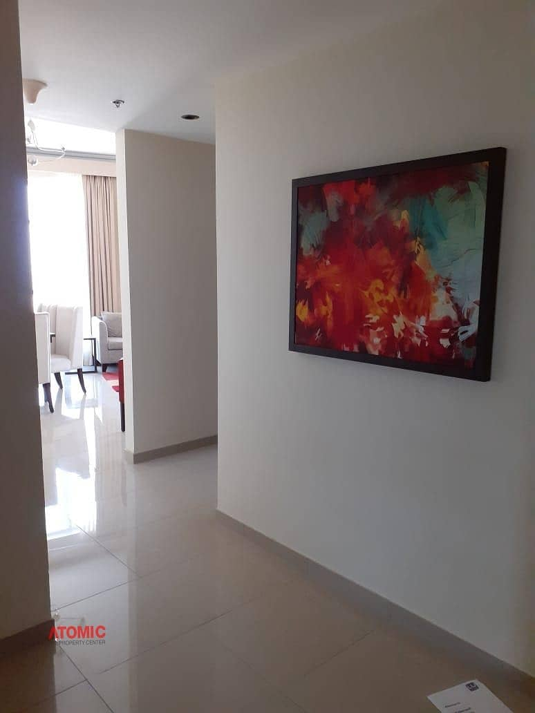 2 HOT OFFER!! EXCELLENT FURNISHED ONE BHK FOR RENT IN SIRAJ TOWER