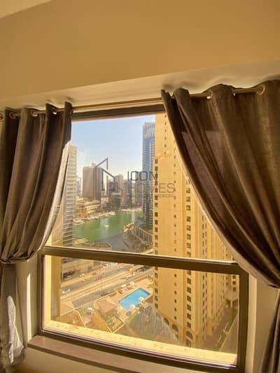فلیٹ 2 غرفة نوم للبيع في جميرا بيتش ريزيدنس، دبي - MARINA MEMORIES! Wake up to this epic Marina view every morning