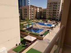 Swimming Pool View/ Bright Unit