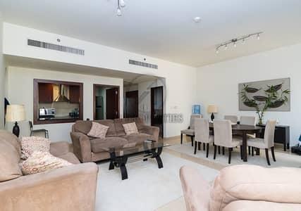 فلیٹ 2 غرفة نوم للبيع في جميرا بيتش ريزيدنس، دبي - Luxury   High Floor   Furnished   Ready To Move