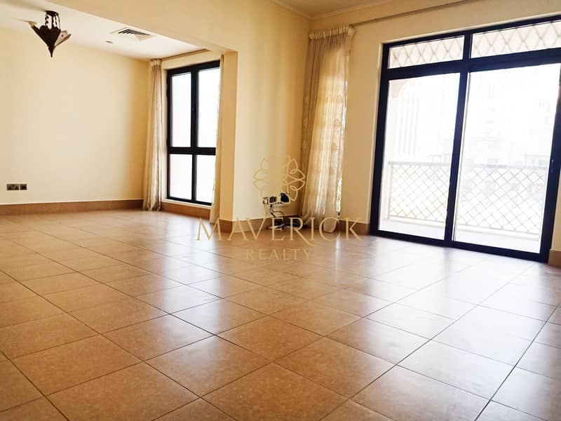 1 Burj View | Chiller Free | Spacious 2Bed