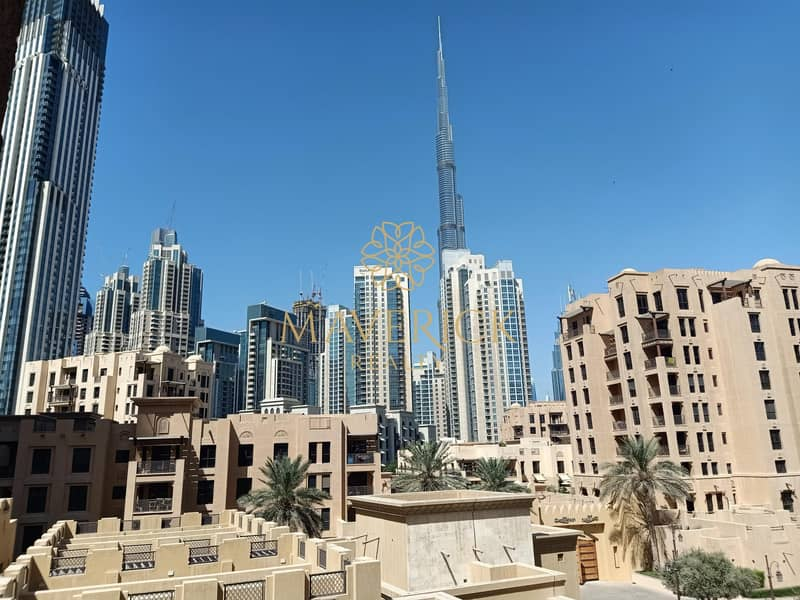 12 Burj View | Chiller Free | Spacious 2Bed