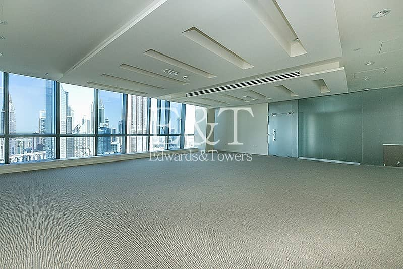 22 Fully Fitted Office | BLVD Plaza Tower 1 | DT