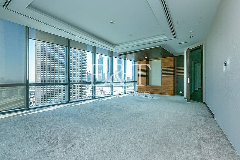 2 Well Fitted Office in Blvd Plaza Tower 1