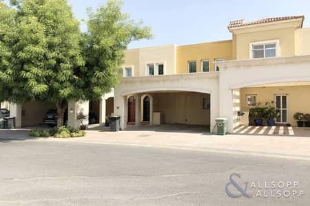 فیلا 3 غرف نوم للايجار في المرابع العربية، دبي - 3 Beds   Study   Type 3M   Available Now