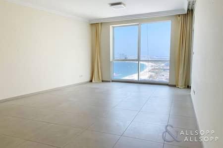 1 Bedroom Flat for Sale in Jumeirah Beach Residence (JBR), Dubai - Full Sea View | 1 Bed | Modern Apartment
