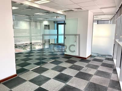 Office for Rent in Jumeirah Lake Towers (JLT), Dubai - FITTED | NEAR METRO | DMCC | BEST LAYOUT