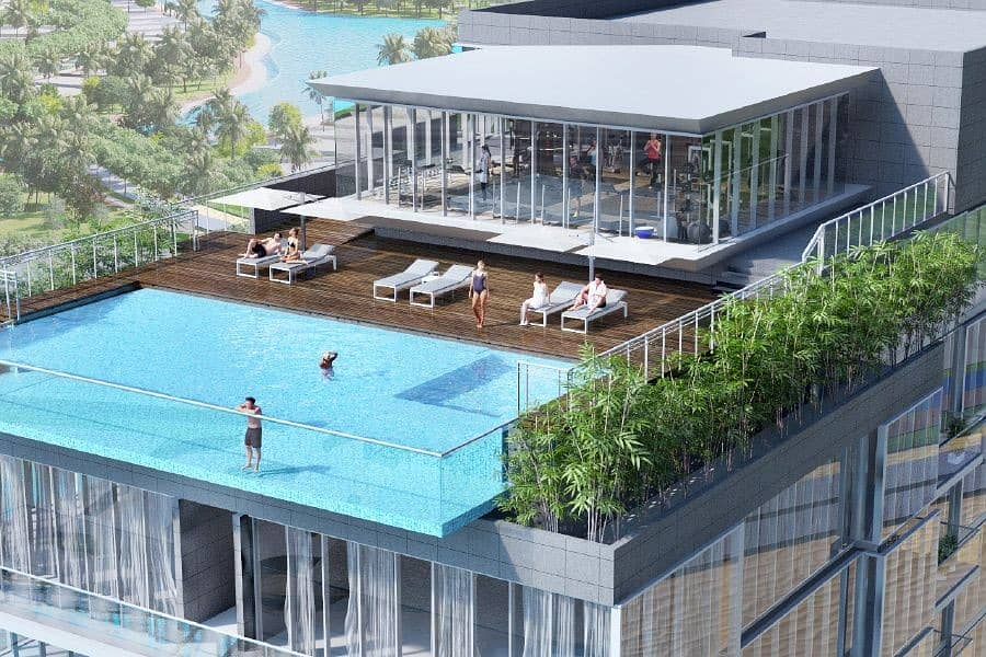 2 MAGNIFICENT PENTHOUSE WITH PRIVATE POOL