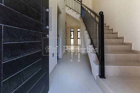 تاون هاوس 4 غرف نوم للبيع في أكويا أكسجين، دبي - Best Price 4 BR+Maid | Claret | Brand New