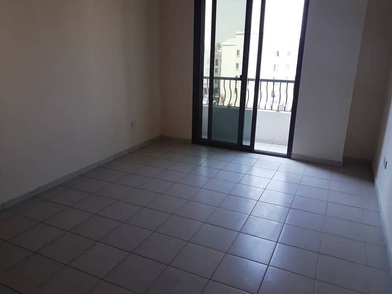 ONE BED ROOM WITH DOUBLE BALCONY FOR SALE READY TO MOVE APARTMENT