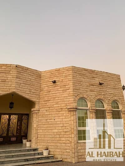 For sale a ground floor villa with 3 annexes in Al Tarfa, a great location