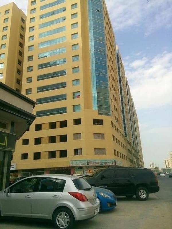 شقة في أبراج اللوز جاردن سيتي 1 غرف 14000 درهم - 4829705