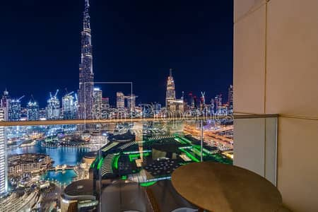 Biggest 3 beds with beautiful view of Burj khalifa
