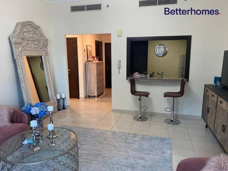 2 Furnished 1 bed | Chiller free | Vacant soon