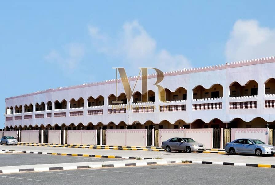 شقة في كورنيش رأس الخيمة 14000 درهم - 4829796