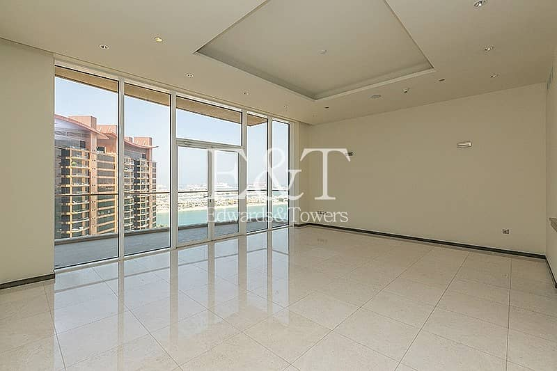 2 1BR Vacant with City View | Type D | PJ
