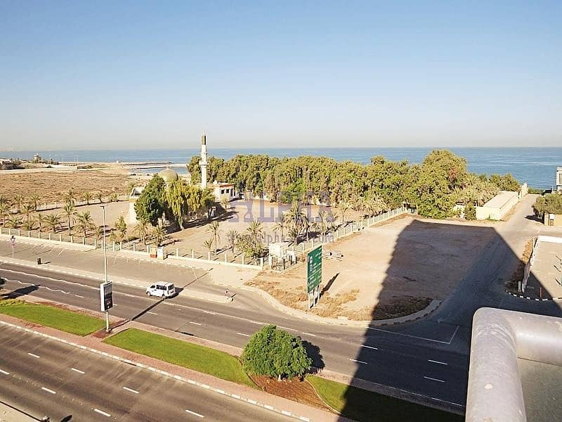 Gulf Sea View! Three Bedroom Apartment in Khuzam