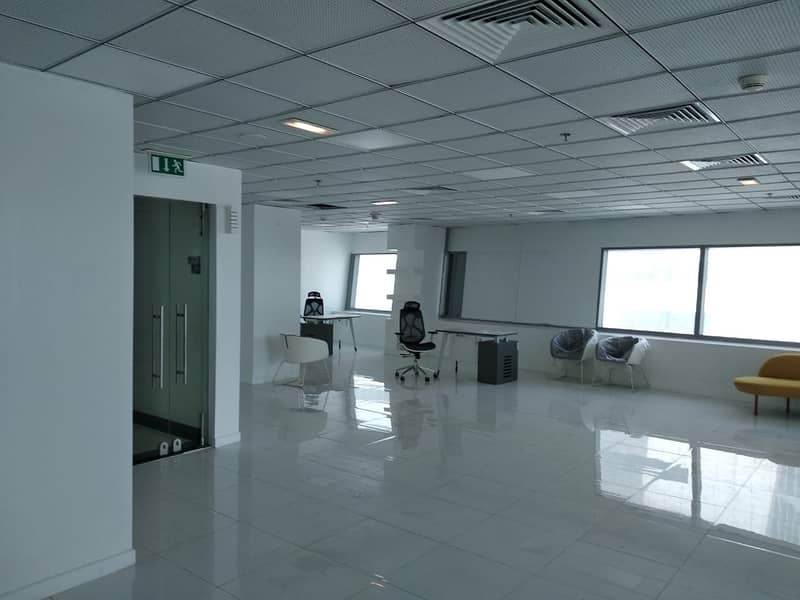 Elegant Office Space is Available for Sale at Business Bay.