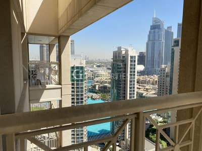 1 Bedroom Apartment for Sale in Downtown Dubai, Dubai - BRAND NEW | High Floor | Beautiful view