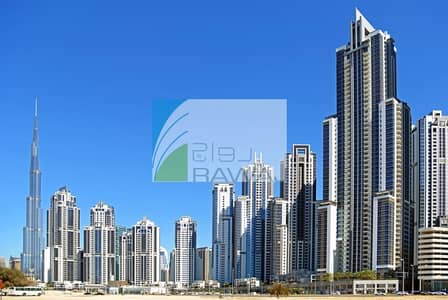 Studio for Rent in Business Bay, Dubai - LARGE FULLY FURNISHED STUDIO APARTMENT WITH BALCONY