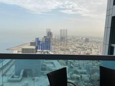 Rare 1 Bedroom Sea View Corniche Tower Rent