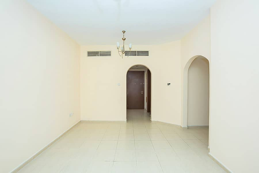 Residential apartments for families in Al -Taawun with one month Free.