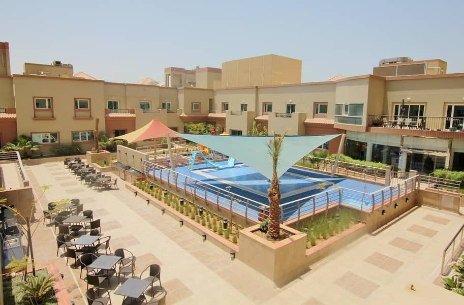 2Bedrooms | Unfurnished | With Balcony | Pool View