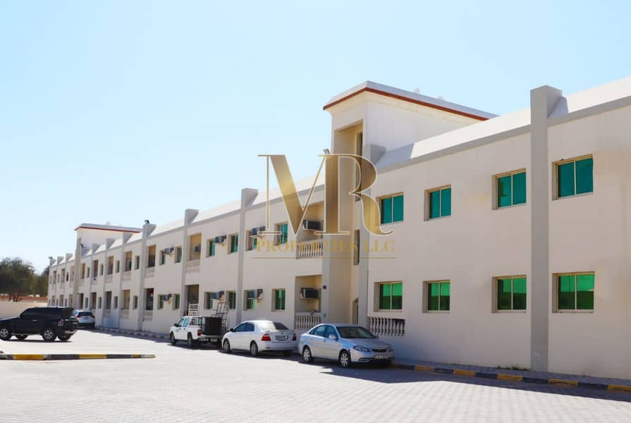 شقة في الخران 1 غرف 15000 درهم - 4829898