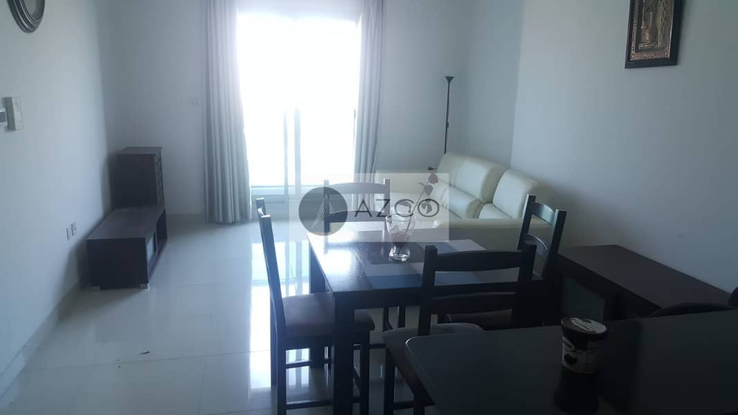 Furnished 1BHK   Perfectly size Unit   Worth Living